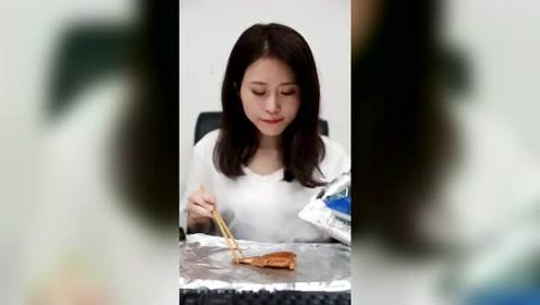 办公室小野:上班太饿怎么办?办公室教你制作美味鸡翅,吃货福利!
