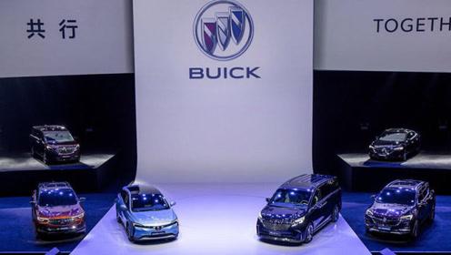 全新昂科拉轴距超2米6,首款国产电动车16万多,别克多款新车首发
