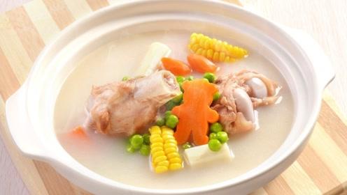 喝骨头汤并不补钙?营养专家:这4种食物,才能起到补钙的效果!
