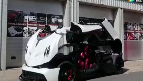 小伙花了3000万买了辆帕加尼,变形的时候,车主彻底傻眼了!
