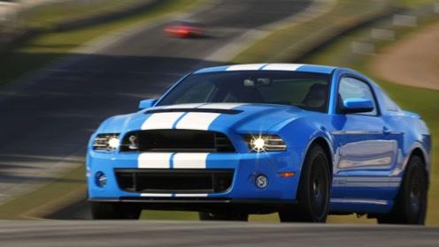 """史上最快""""眼镜蛇"""" 2020款福特Mustang Shelby GT500"""