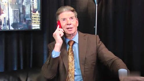 RAW:被沙利文死亡凝视?老麦立马改口把外卡名额加到4人!真的怂!