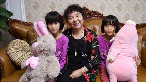 60岁失独母亲冒死生双胞胎,9年后称如果时光倒流,会三思而后行