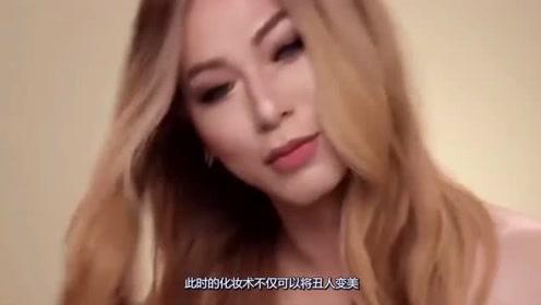 世界最牛化妆术,超级丑男变身欧美女神,简直就是换头的过程!