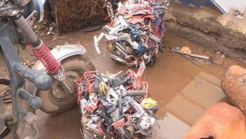 共享单车被当废铁卖掉,每辆15元,这究竟是怎么回事?