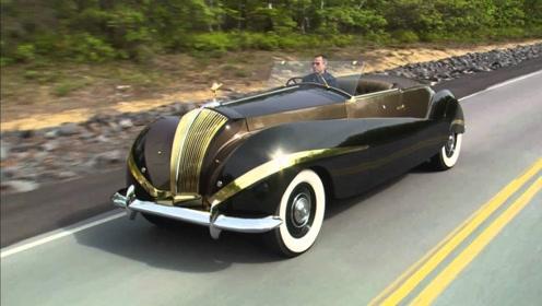 劳斯莱斯创始人遗作,极具传奇色彩的幻影车型,11年后终于问世