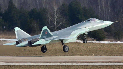 苏-57造价低廉,是F-35的三分之一 ,这价格无人可匹敌!