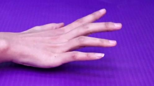 三分钟教你手指纤长变嫩手,我信了