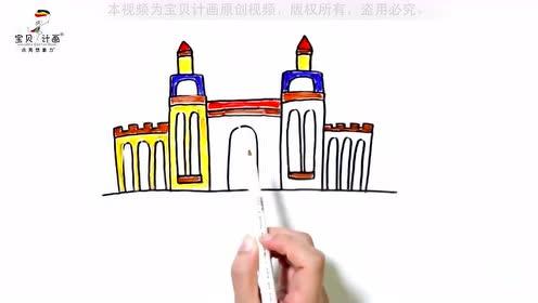 """【画画聊英国】著名大学的""""祖孙三代""""—牛津 剑桥 哈佛"""