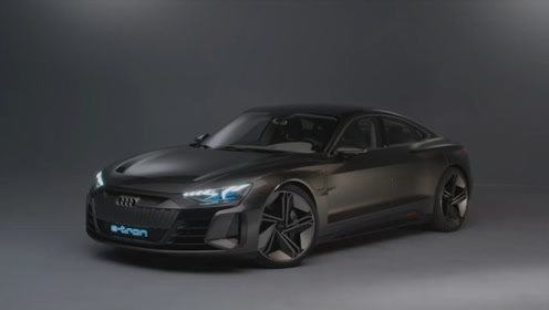 奥迪TT将被一款新的电动汽车取代,内燃机版本恐成绝响