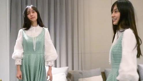 《奔跑吧》对baby太用心裙子定制了好久却被她吐槽像桌布