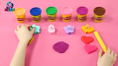 创意彩泥手工计时比赛菠萝高跟鞋时钟玩具diy