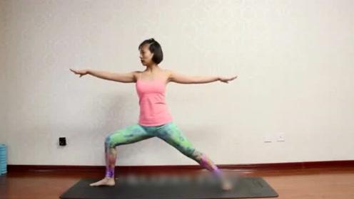 这套瑜伽健身操让你轻松拥有迷人好身材