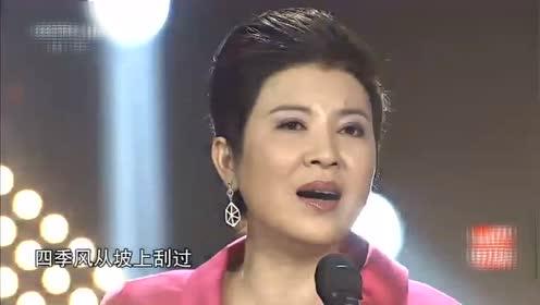 杭天琪演唱《黄土高坡》,经典原唱,满满的回忆