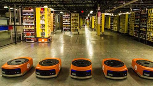亚马逊高管:机器人不会抢人工作,反而提高工人工资待遇