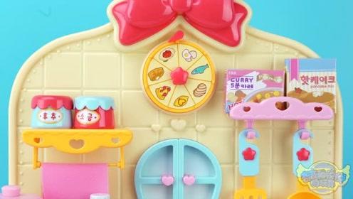 《奇奇和悦悦的玩具》一起做饭吧