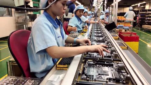 记录一次完整的主板生成过程,技嘉板卡工厂游记