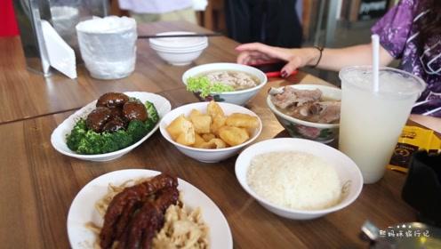 咖喱,肉骨茶新加坡本地美食合集,你都吃过哪些?