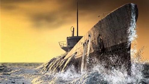 千名官兵踏上逃亡旅途!30艘潜艇集体出动,30吨珠宝人间蒸发