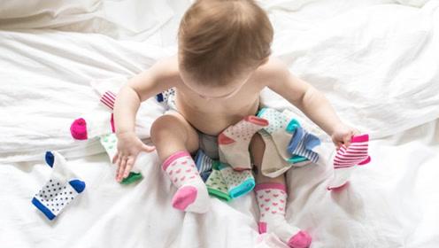 大夏天的这么热宝宝到底该不该穿袜子?后悔科普晚了
