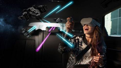 奥迪烧脑秀操作,开车就像太空探险,全球最贵的游戏主机!