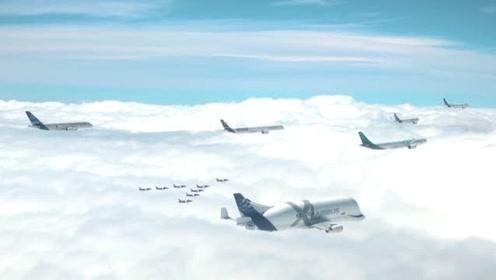 飞机能够在空中飞行的原理是什么?老外用实验证明,就是这么简单