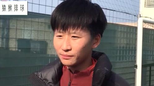 娄佳惠:足球是一种热爱,要把每一场淘汰赛当作最后一场去踢!