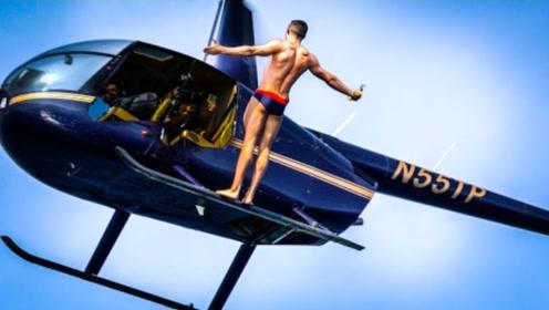 如果飞机遇难,往海上跳能够生还吗,真相让人不可思议