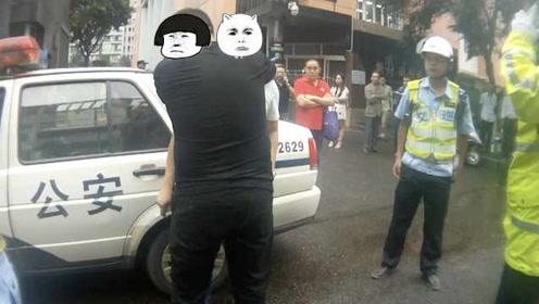 1辆轿车查出2个醉驾?民警也很懵…