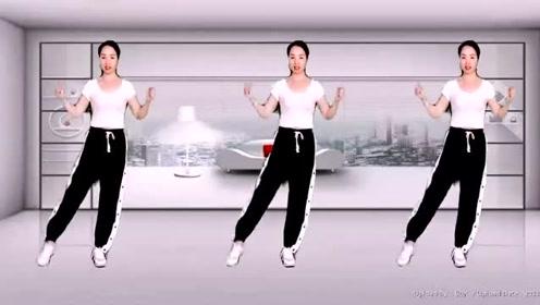 加快版健身操为爱相守舞曲欢快舞步时尚好看简单易学