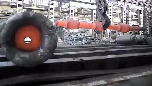 德国制造业那令人惊叹的锻造技术 看着都是一种享受