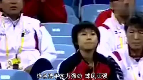 大魔王张怡宁的实力到底有多强比赛还没开打!对手就认输了!