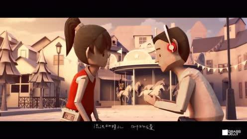 色播五月天动漫图片_五月天催泪剪纸动画mv