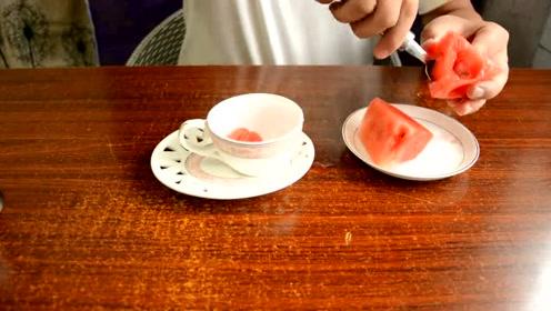 60秒学会咖啡新技能,水果和咖啡的完美结合!
