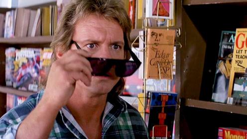 """老外发明屏蔽广告的眼镜,戴上一""""镜""""去广告,堪称人生VIP"""