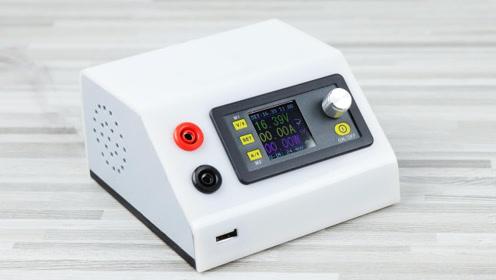 手工DIY大功率可调电源 0-48V20A恒压恒流电源组装