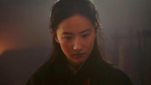 刘亦菲霸气出演《花木兰》 我不是只有柔弱的一面 为自己而战