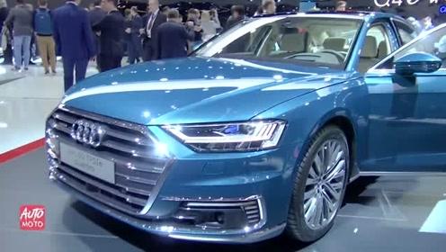 车展实拍全新大众帕萨特细节,你喜欢这款车吗?