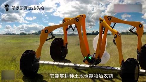 新研发农业机器人,未来的农业,还需要人工下地干活吗?