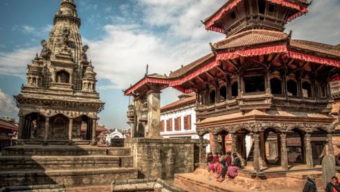 """世界上最""""奇怪""""的城市,基本没有高楼,每走5步就能遇见寺庙!"""