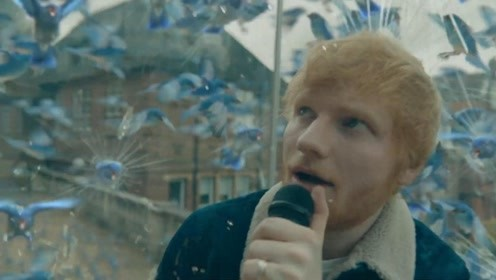 Ed Sheeran新单《Antisocial》MV首播