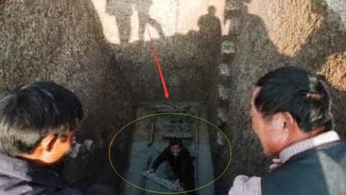 考古专家发现800年前古墓,七旬老汉直呼:别挖我家祖坟!