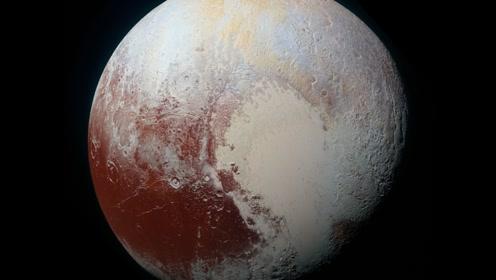 冥王星心形图案下,为何神秘海洋没有冻结?专家:海底有不明物质
