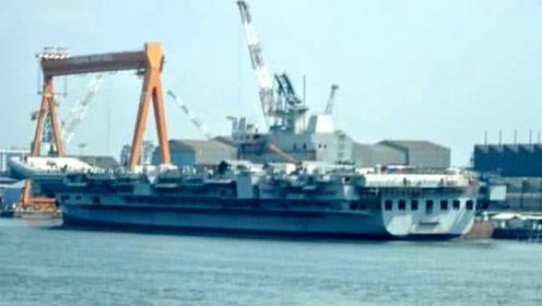 号称超越辽宁舰?印度首艘国产航母的最新进展曝光,并不顺利