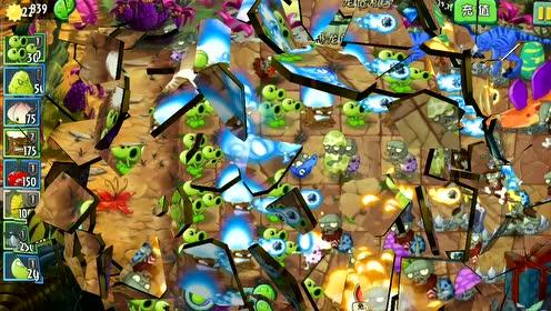 植物大战僵尸:僵尸来了,这次我们不仅有地雷还有强大的射手