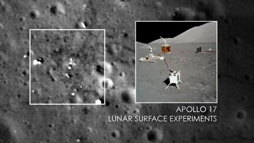 美国登月造假了吗? 为何用天文望远镜看不到登月飞船的痕迹?