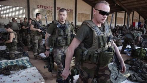 美军困在中东求援助,法国摩拳擦掌欲出兵,不料意外出现,遭碰瓷