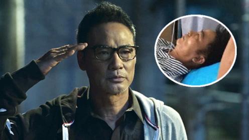 任达华被袭击腹部受伤 甄子丹蔡少芬杜江等表关心