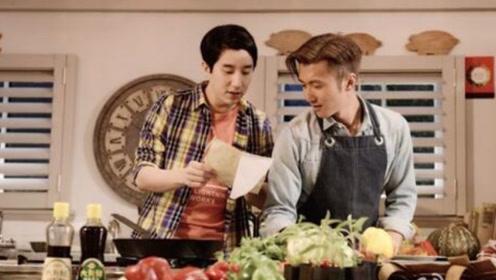 谢霆锋和黄磊相比,哪个是真会做饭?