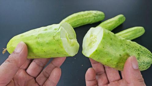 经常吃黄瓜的要留意了,现在清楚还为时不晚,叮嘱家里人,很重要